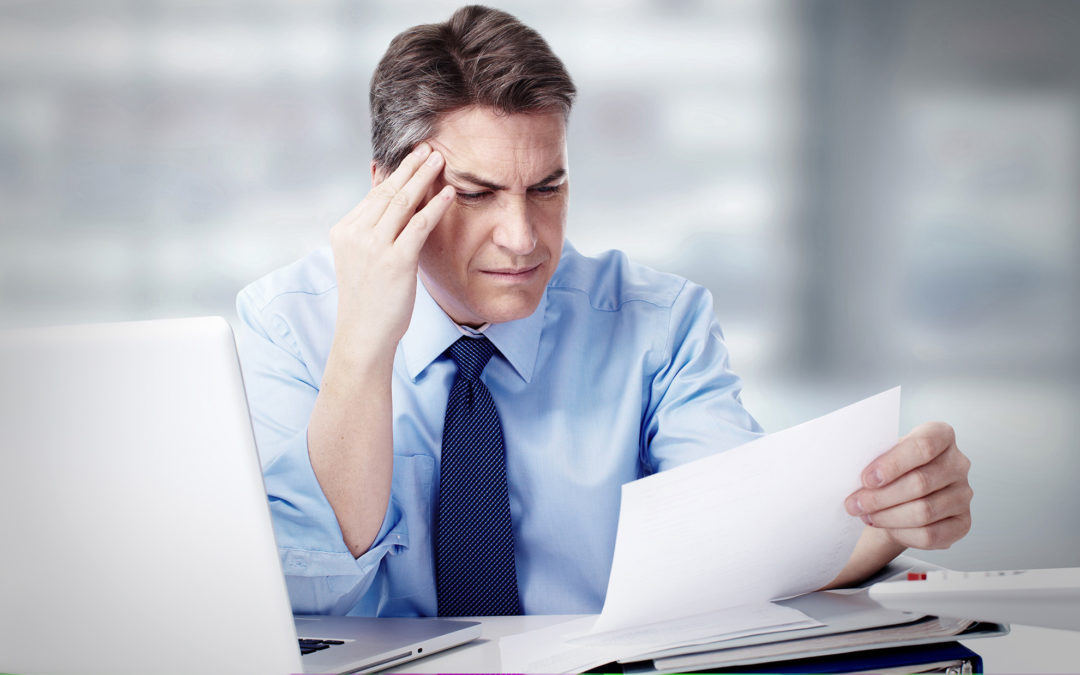 Stress levels rising….wellbeing sinking?