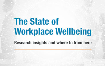 How has workplace wellbeing evolved?