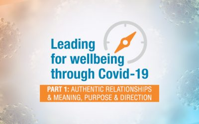 Leading for wellbeing through Covid-19: Part 1